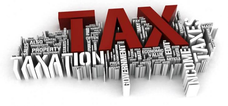 Key Tax numbers for 2020