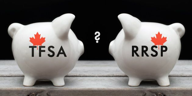 The big Canadian Conundrum: RRSP OR TFSA?